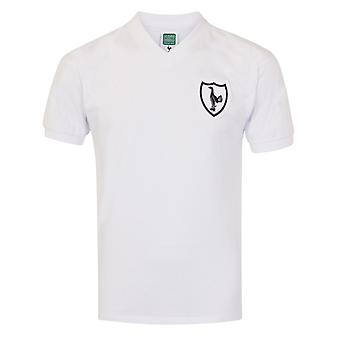 Tottenham Hotspur FC Official Football Gift Mens 1962 Retro Home Kit No.8 Shirt