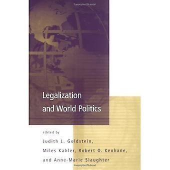 Legalización y política mundial