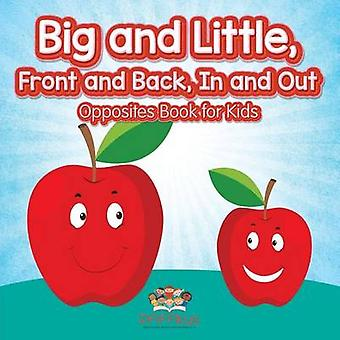 Big and Little Front and Back In and Out   Opposites Book for Kids by Pfiffikus