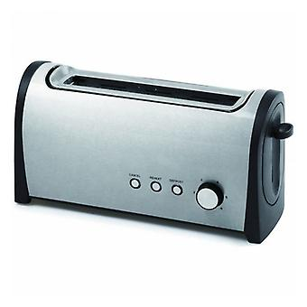 Toaster COMELEC 225101 1000W Stainless steel