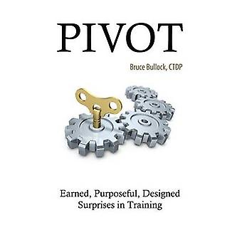 Pivot  Earned Purposeful Designed Surprises in Training by Bullock & Bruce
