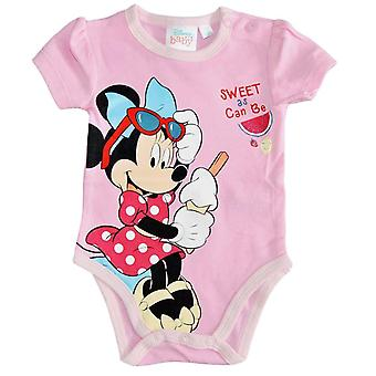 Babybody med Minnie Mouse 74/80 cl