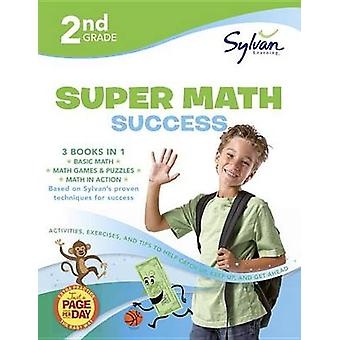 2nd Grade Jumbo Math Success Workbook - Activities - Exercises - and T