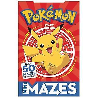 Pokemon Mini Mazes by Egmont Publishing UK - 9781405296304 Book