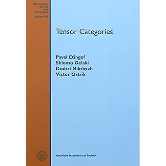 Tensor Categories by Pavel Etingof - 9781470434410 Book