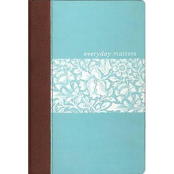Everyday Matters Bible for Women (De Luxe edition) by Hendrickson Bib