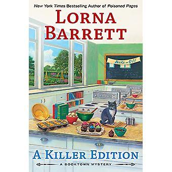 A Killer Edition by Lorna Barrett - 9781984802729 Book
