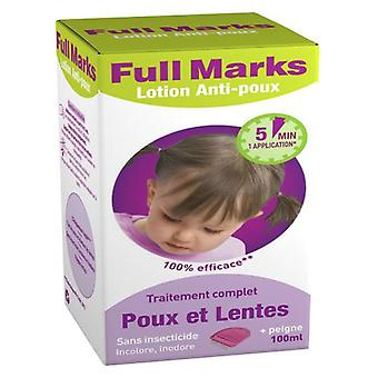 FullMarks Lice Lotion 100Ml No Insecticide