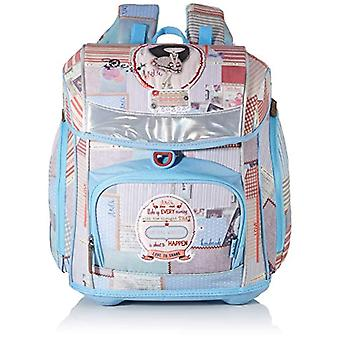 Anekke - Patchwork Sırt Çantası - 38 cm - 25 litre 19AN-902-PATCH-5