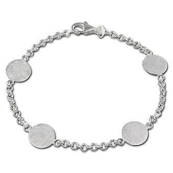 Silver sterling 925 SilberDream women's bracelet 19 -0 cm VSDA422