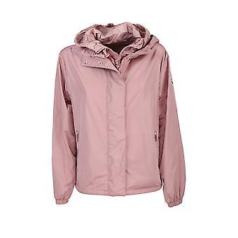 Moncler 1a73900c0382510 Women's Pink Nylon Outerwear Jacket