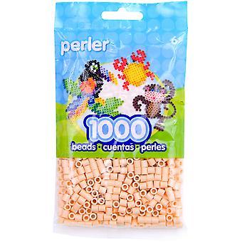 Perler Beads 1,000/Pkg-Sand