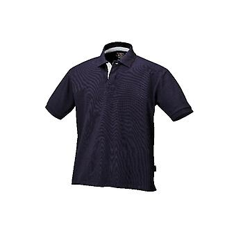 Beta 075460000 7546BL /XS X/small Three-button Polo Shirt Blue