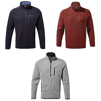 Craghoppers Mens Etna Half Zip Fleece