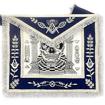 La conception personnalisée piliers de crâne maîtres tapis tablier de lingots faits à la main