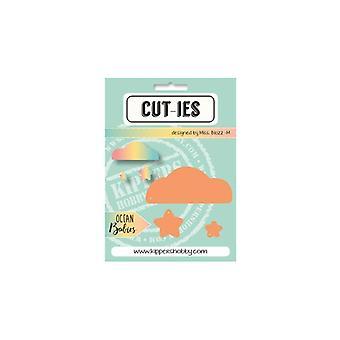 Cut-ies Cutting Dies - Cloud Stars