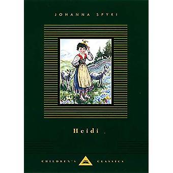 Heidi by Johanna Spyri - 9781841599502 Book