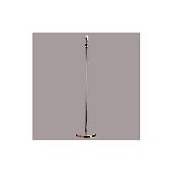 Megapolis Golden Floor Lamp 1 Bulb 127 Cm