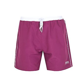 BOSS Starfish Merlot Burgundy Swim Shorts