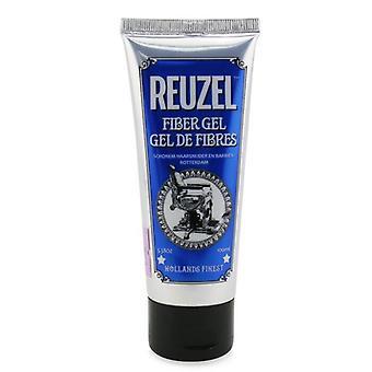 Reuzel Fiber Gel (Firm, Pliable, Low Shine, Water Soluble) 100ml/3.38oz
