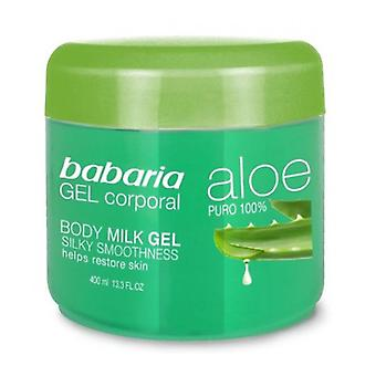 Gel hidratante Babaria/400 ml