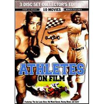 Athletes on Film [DVD] USA import