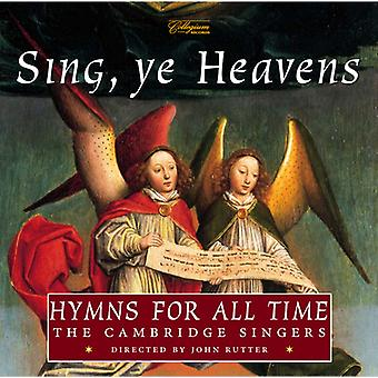 Croft/Gibbons/Tallis - Sing, Ye Heavens: Hymns for All Time [CD] USA import