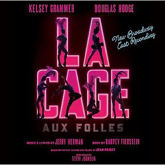 New Broadway Cast - La Cage Aux Folles [CD] USA import