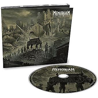Memoriam - For the Fallen [CD] USA import