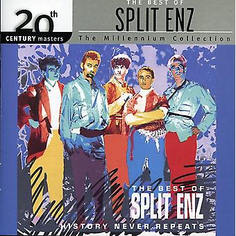 Split Enz - Best of Split Enz-Millennium-Sammlung [CD] USA importieren