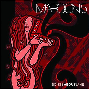 Maroon 5 - Songs About Jane [CD] USA import