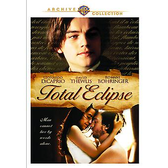 Total Eclipse [DVD] USA import