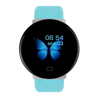 Arvin 2020 Smartwatch Smartband Fitness Tracker Sport Activity Watch iOS Android Blue