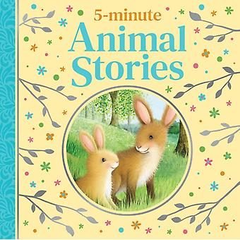 5minute Animal Stories by Various