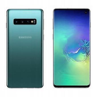 Samsung S10+ 8+128GB zöld okostelefon egykártyás
