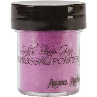 Lindy's Stamp Gang Aurora Amethyst Embossing Powder