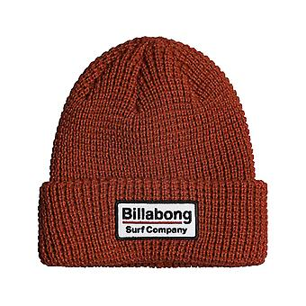 Billabong Ommuurde Muts in Diep Rood