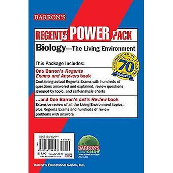 Regents Biology Power Pack by Scott Hunter & Gregory