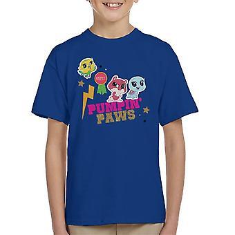 Littlest Pet Shop Pumpin Paws Kid's T-Shirt