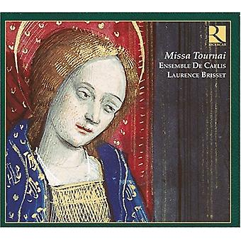 Laurence Brisset - Missa Tournai [CD] USA import