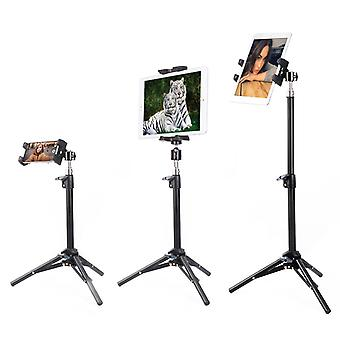 Universal Tablet And Phone Tripod Stand Mount