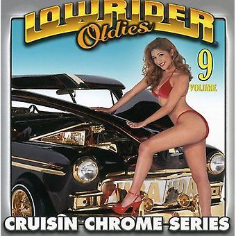 Lowrider Oldies - Vol. 9-Lowrider Oldies [CD] USA import