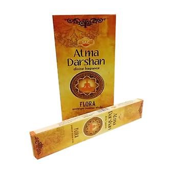 Atma Darshan Flora Incense 15 units