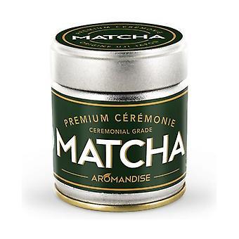 Premium ceremony matcha 30 g of powder