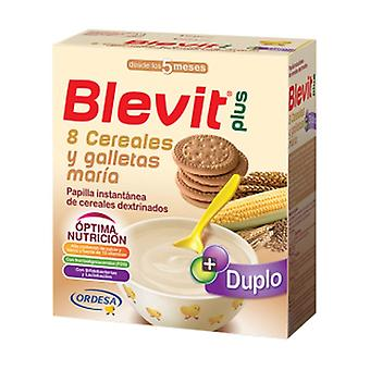 Blevit Plus 8 Cereals and Maria cookies 600 g