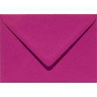 Papicolor 6X Sobre C6 114x162 mm Púrpura