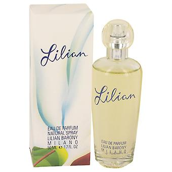 Lilian Eau De Parfum Spray By Lilian Barony