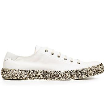 Bedford Sequin Gold Sole Sneakers