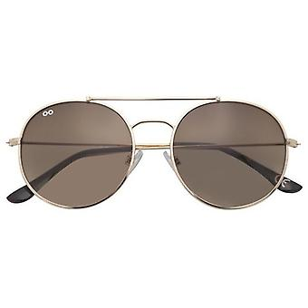 Sunglasses Unisex n Ozzy around gold/brown