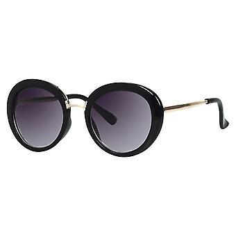Sunglasses Women's Black with Grey Lens (ml6620)